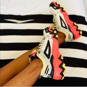 𝔽𝕀𝕃𝔸 Oakmont TR Chunky Retro Dad Sneakers